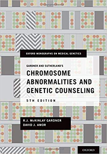Gardner and Sutherland` Chromosome Abnormalities and Genetic Counseling-5판
