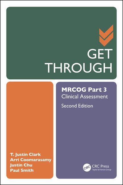 Get Through MRCOG Part 3: Clinical Assessment-2판(2018.09)