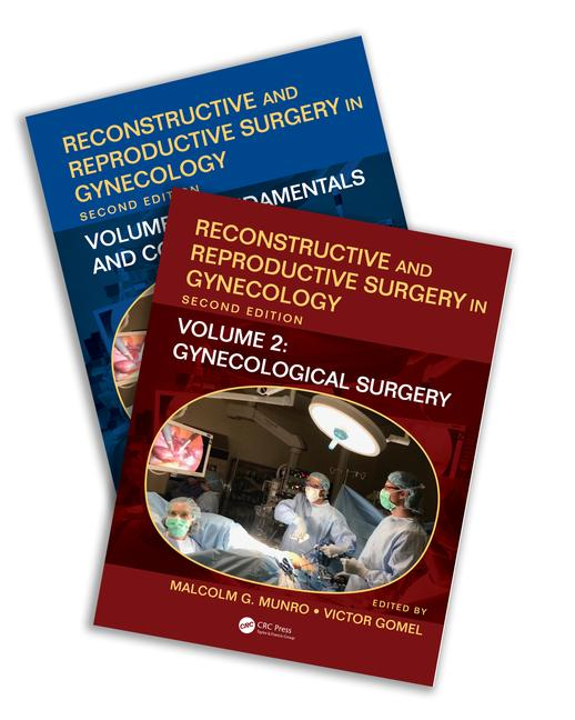 Reconstructive and Reproductive Surgery in Gynecology,2vols
