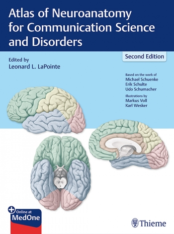 Atlas of Neuroanatomy for Communication Science and Disorders-2판