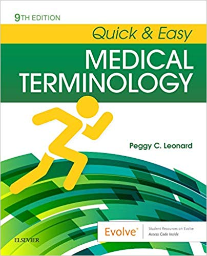 Quick & Easy Medical Terminology-9판