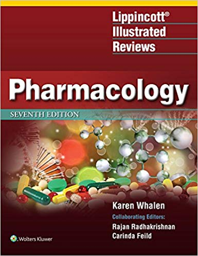 Lippincott Illustrated Reviews: Pharmacology-7판