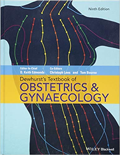 Dewhurst's Textbook of Obstetrics & Gynaecology, 9th Edition