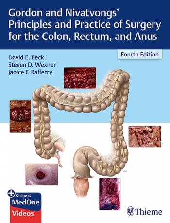Gordon and Nivatvongs' Principles and Practice of Surgery for the Colon, Rectum, and Anus-4판