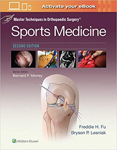 Master Techniques in Orthopaedic Surgery : Sports Medicine,2판