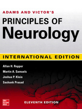 Adams and Victor's Principles of Neurology-11판[IE]