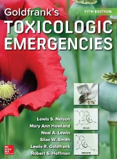 Goldfrank's Toxicologic Emergencies-11판
