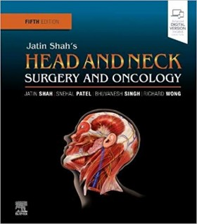 Jatin Shah's Head and Neck Surgery and Oncology-5판