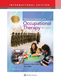 Willard and Spackman's Occupational Therapy-13판(IE)
