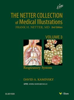 THE NETTER COLLECTION: VOL3 호흡기계, VOL8 심혈관계-2판(2권 Set)