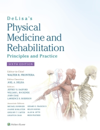 Physical Medicine and Rehabilitation: Principles and Practice-6판