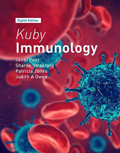 Kuby Immunology-8판(IE)