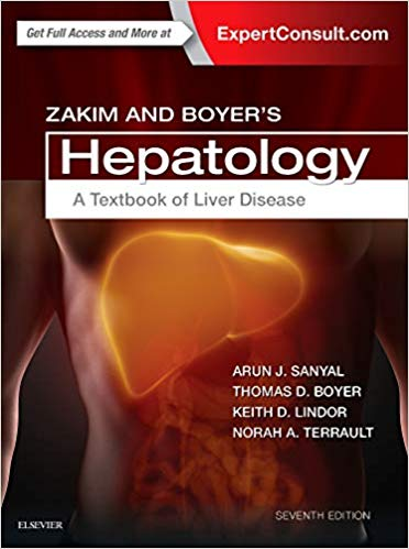 Zakim and Boyer`s Hepatology: A Textbook of Liver Disease-7판