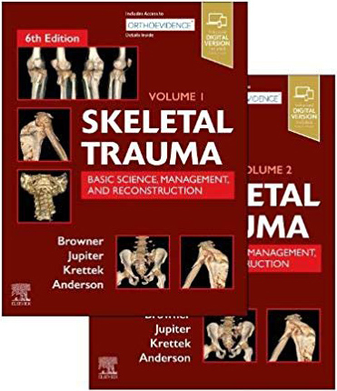 Skeletal Trauma: Basic Science, Management, and Reconstruction-6판