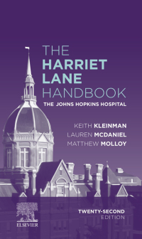The Harriet Lane Handbook, 22판