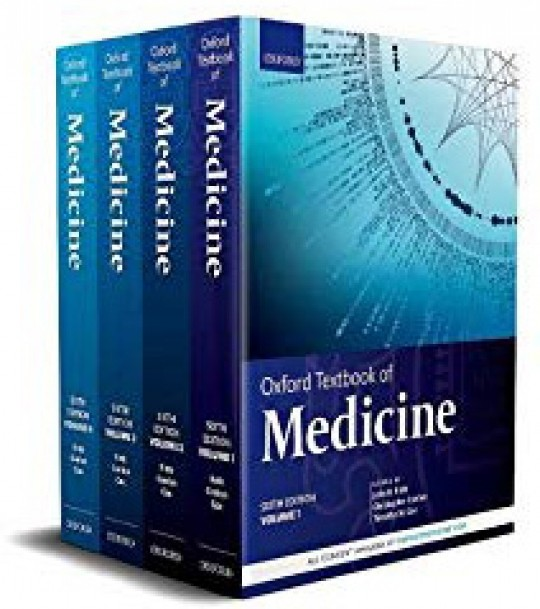 Oxford Textbook of Medicine(4vols)-6판