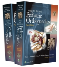 Lovell and Winter's Pediatric Orthopaedics-8판
