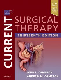 Current Surgical Therapy-13판