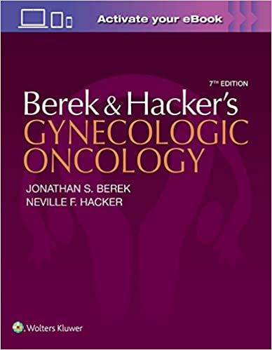 Berek and Hacker`s Gynecologic Oncology-7판