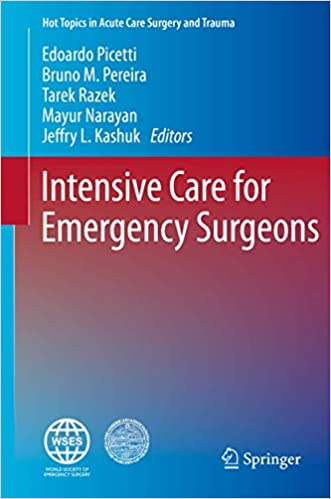 Intensive Care for Emergency Surgeons-1판