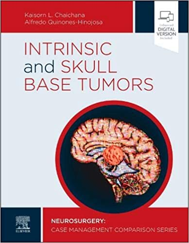 Intrinsic and Skull Base Tumors-1판