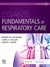 Egan's Fundamentals of Respiratory Care-12판
