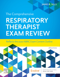 The Comprehensive Respiratory Therapist Exam Review-7판