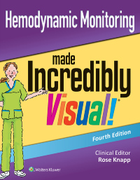 Hemodynamic Monitoring Made Incredibly Visual-4판