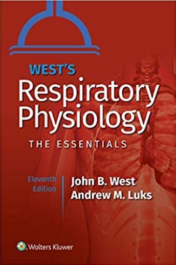 West`s Respiratory Physiology-11판