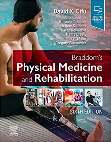 Braddom's Physical Medicine and Rehabilitation-6판