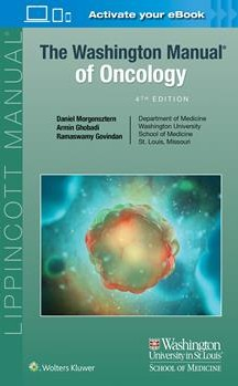 The Washington Manual of Oncology-4판