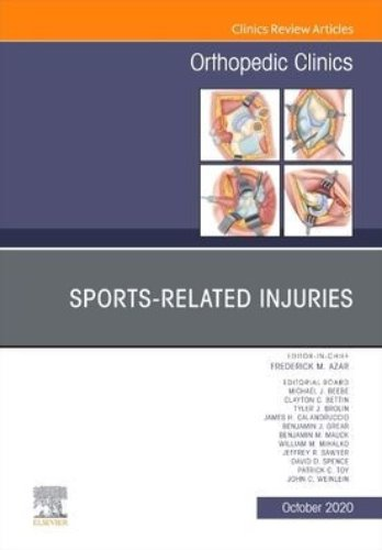 Sports-Related Injuries An Issue of Orthopedic Clinics-1판