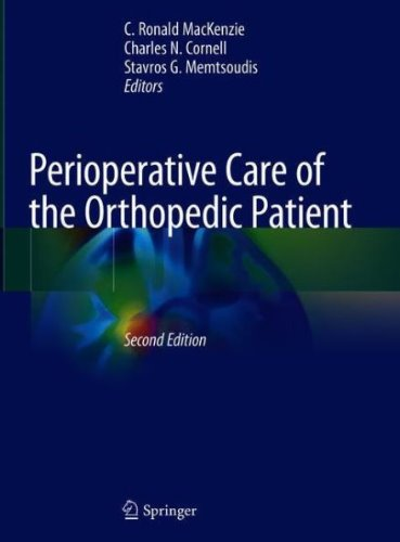 Perioperative Care of the Orthopedic Patient-2판(Hardcover)