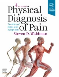 Physical Diagnosis of Pain-4판