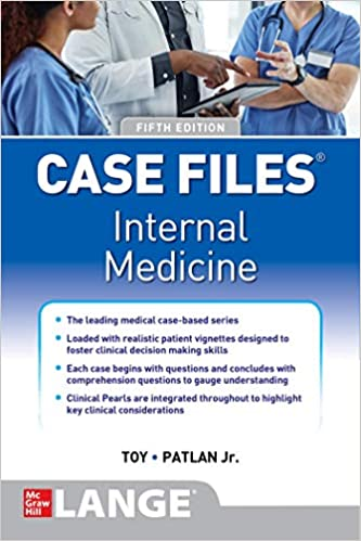 Case Files Internal Medicine-6판