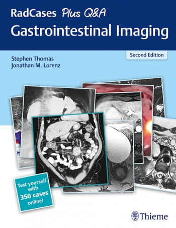 RadCases Plus Q&A Gastrointestinal Imaging-2판