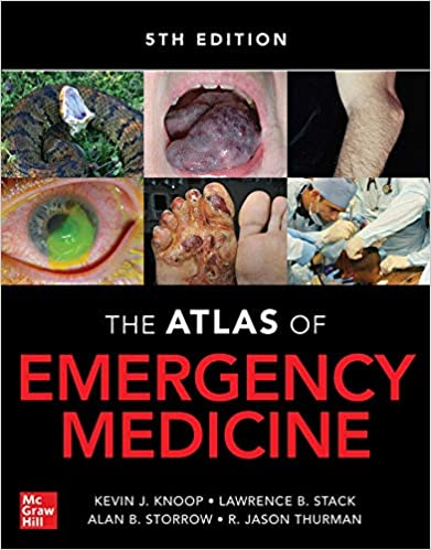 Atlas of Emergency Medicine-5판