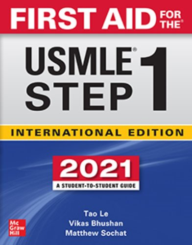 First Aid for the USMLE Step 1 2021-31판
