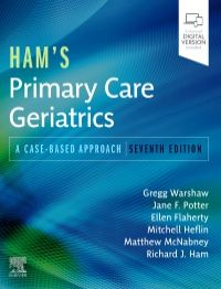 Ham's Primary Care Geriatrics-7판