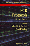 PCR Protocols : Methods in Molecular Biology