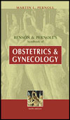 Benson's and Pernoll's Handbook of Obstetrics & Gynecology