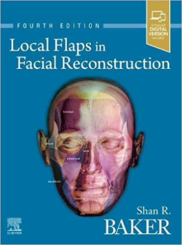 Local Flaps in Facial Reconstruction-4판