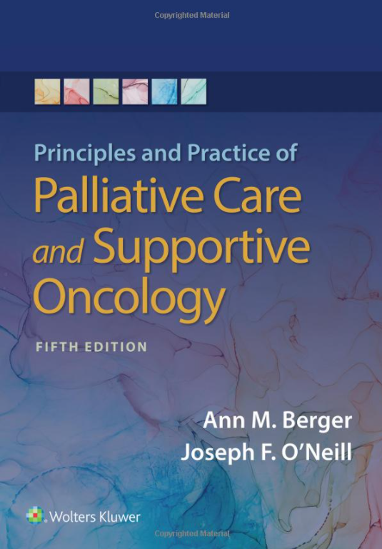Principles and Practice of Palliative Care and Support Oncology-5판