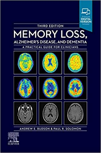 Memory Loss Alzheimer's Disease and Dementia-3판