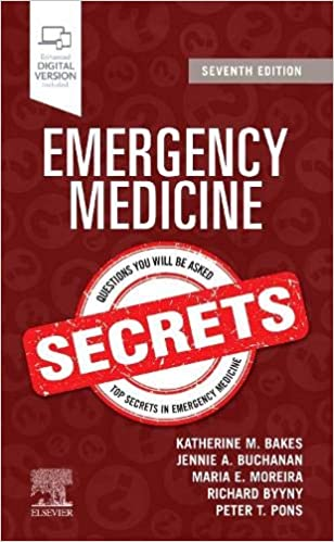 Emergency Medicine Secrets-7판