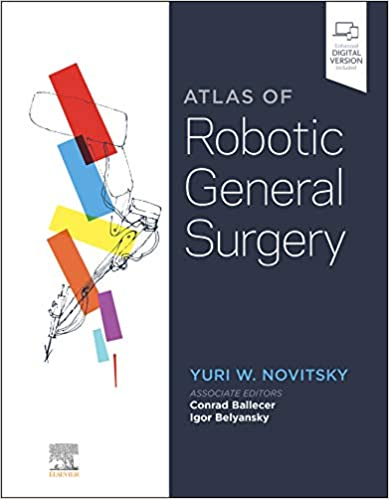 Atlas of Robotic General Surgery-1판