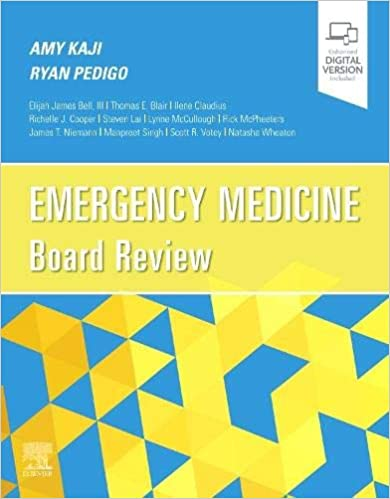Emergency Medicine Board Review-1판