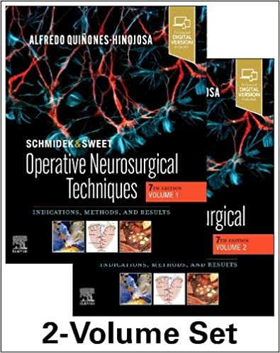Schmidek & Sweet's Operative Neurosurgical Techniques-7판
