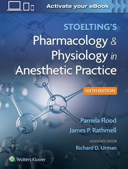 Stoelting's Pharmacology & Physiology in Anesthetic Practice-6판