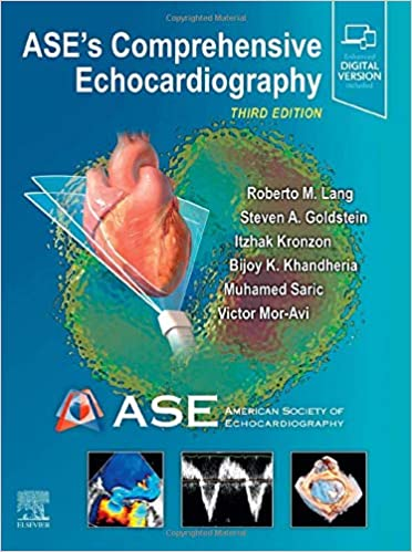 ASE's Comprehensive Echocardiography-3판